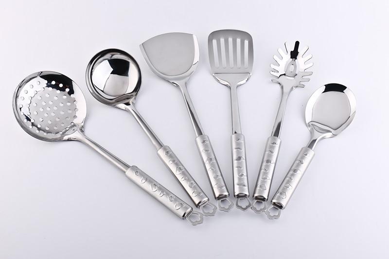Glisten Stainless Steel Kitchenware Set