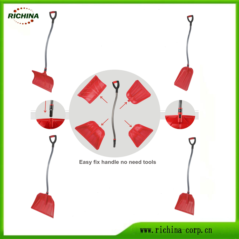 snow shovel set
