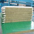 Aufgeschäumtes Steinwolle-Sandwichplatten Maschine