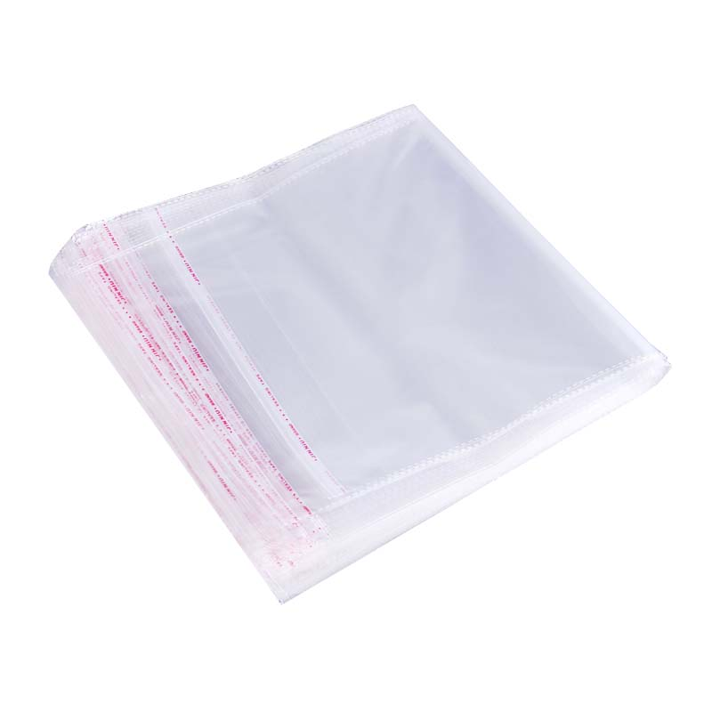 The Card Head Pe Self-adhesive Bag