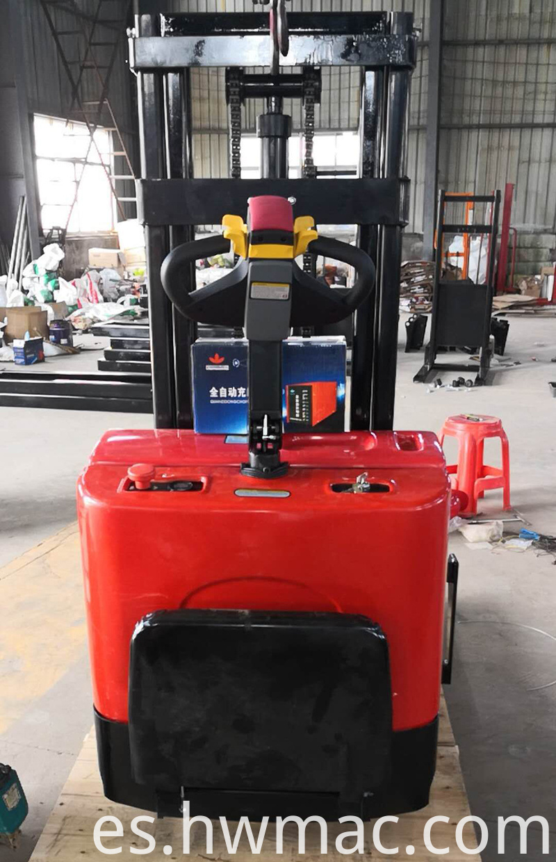 full pallet stacker