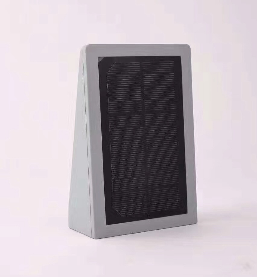 solar light with motion sensor