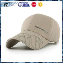 Hot selling unique design logo design baseball cap with good offer