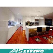 Mobília de madeira modular do armário de cozinha da laca de alto brilho (AIS-K368)