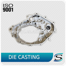 ISO9001 алюминиевая заливка формы части корпуса двигателя