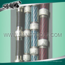 China Diamond Wire Saw for Granite and Marble D11