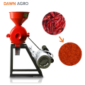 DAWN AGRO Spirulina Flour Spice Milling Grain Grinding Machine