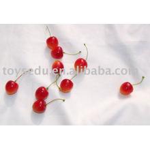 Имитация фруктов - вишневые фрукты