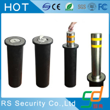 Removable Steel Traffic Bollards for Parking Barrier