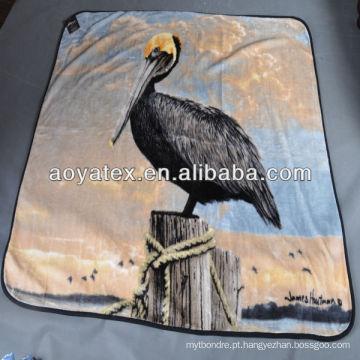 animal mink blanket