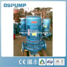 pompe d'essai de pression de canalisation YG pompe verticale antidéflagrante
