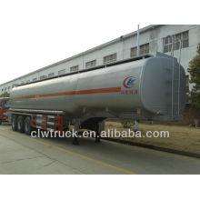 Semi-reboque tri-axle 40m3 semi-reboque, semi-