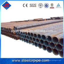 2016 Nuevos productos tubo de acero sin costura de 30 pulgadas
