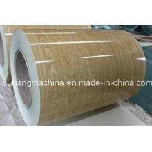 Bobina de PPGI prepintado de alta calidad del hierro del cinc del precio bajo / bobina prepintada del hierro de Gi fábrica directa