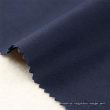 104gsm 50 * 50 / 152x80 algodón Poplin Tela azul oscuro de la tela de la camisa de la oficina de la tela de la tela de la tela de la tela