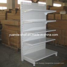 Supermarket Shop Store Goods Display Wall Steel Shelf