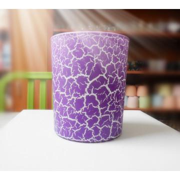 Kundenspezifische Duftkerze im Glasglas, Aarious Größen sind vorhanden