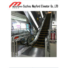 Escada rolante durável da largura de 800mm para o lugar público