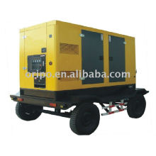 OEM top quality SDEC brand trailer genset wtih worldwide maintain service