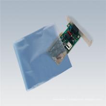 Film d'emballage thermoscellable de composants électriques transparents