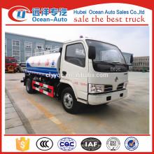 DFAC 5000L capacidad precio camión cisterna