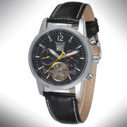 Wholesale Sport Stainless Steel Back Wrist Watch
