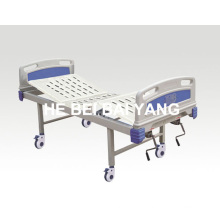 a-97 Movable Double-Function Manual Hospital Bed