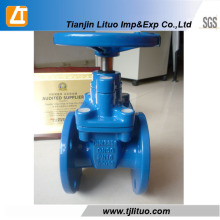 BS Standard Non Rising Stem Resilient Seated Gate Valve