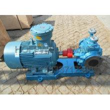 Pompe d'asphalte à engrenages à isolation thermique RCB