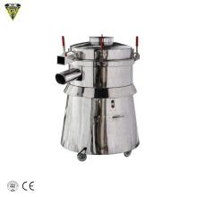lab tea pollen electric vibrating flour sieve shaker machine
