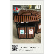 WPC Recycle Garbige Can