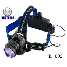 Portable Camping Outdoor LED Headlamp (HL-002)