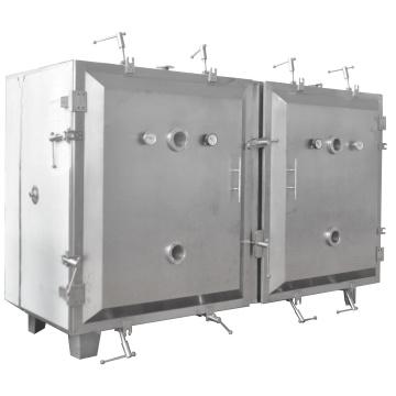 Industrial Cabinet Vacuum Tray Dryer