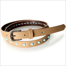 Women stretch beltspopular belt small pure and fresh and multi-color belts