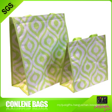 Green Cooler Bag for Children (KLY-CB-0062)