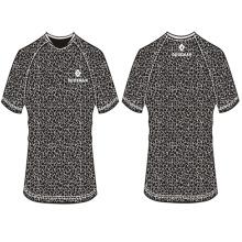 2017 novo design personalizado t-shirt dos homens em branco