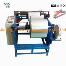 China Manual del Proveedor Aluminio Foil Catering Roll Winder