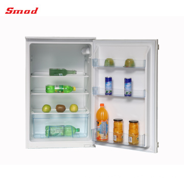 under counter larder fridge refrigerator built in single door refrigerator