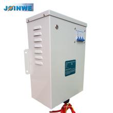 Grey Metal Housing 3 Fases Electric Bill Power Saver Economía de Electricidad Industrial