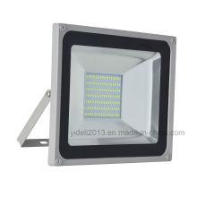 100W refroidissent la lampe extérieure 220V-240V IP65 extérieure de lampe de projecteur de SMD LED