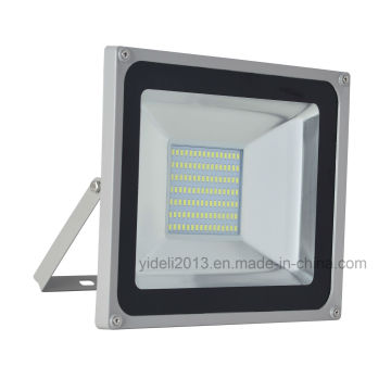 100W Cool White LED SMD Floodlight Outdoor Lamp AC 220V-240V IP65