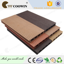 Outdoor wpc hollow wood decking timber supplies