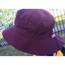 Capa bordada forma do pescador do chapéu da cubeta da forma 2016