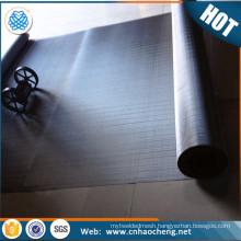 Super Duplex 10 20 40 60 80 100 150 200 Mesh Stainless Steel Wire Mesh
