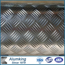 Diamond Checkered Aluminum/Aluminium Sheet/Plate/Panel 1050/1060/1100