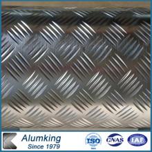Diamond Checkered alumínio / folha de alumínio / placa / painel 1050/1060/1100