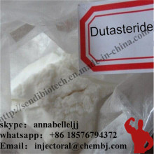 Pharmaceutical Raw Material Dutasteride Avodart for Hair Loss CAS 164656-23-9