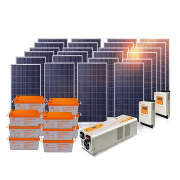 Home cheap solar power system
