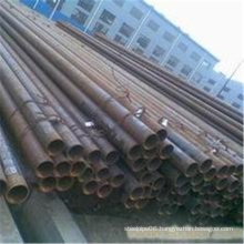DIN ASTM GB JIS black steel pipe seamless tubes from China