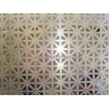 Malla de PVC Perforado